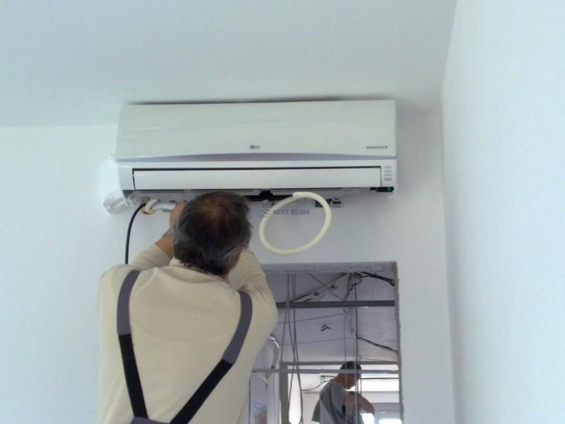 Montáž Klimatizácie do 3,5kw